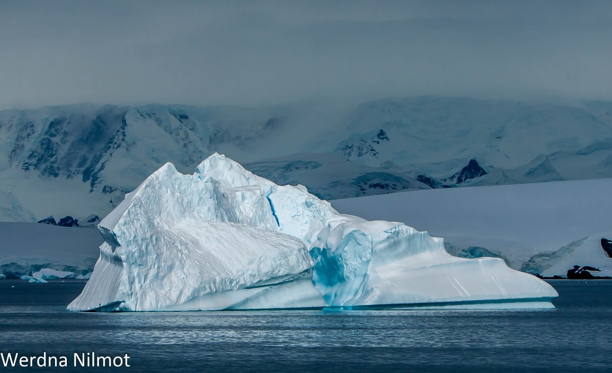 Off We Went To The White Continent…