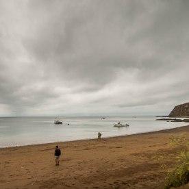 Beach at Isla de la Plata